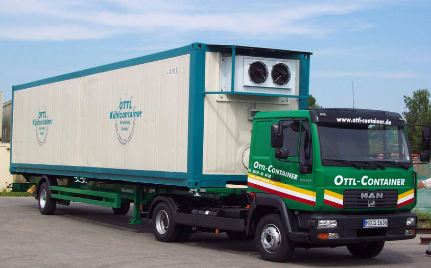 Ottl Container Containertransporte